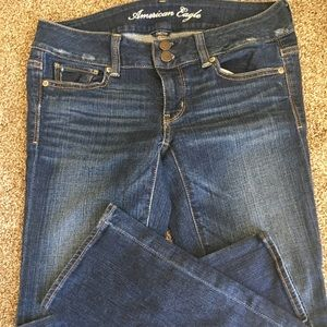 Size 2 American eagle jeans